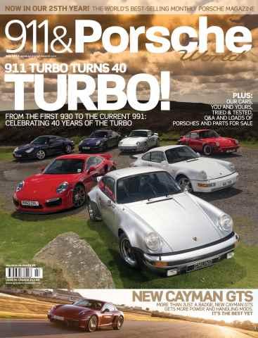 911 & Porsche World issue 911 & Porsche World Issue 244 July 2014