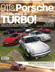 911 & Porsche World issue 911 & Porsche World Issue 244 July 2014
