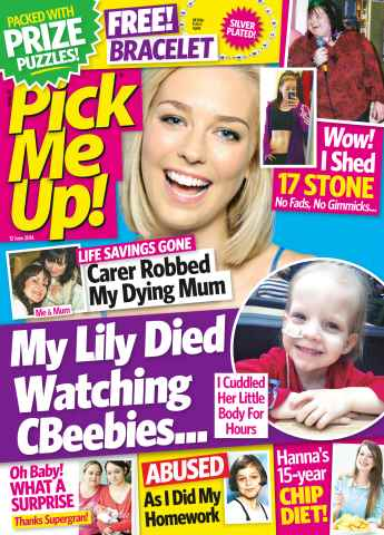 Pick Me Up issue 12th June 2014