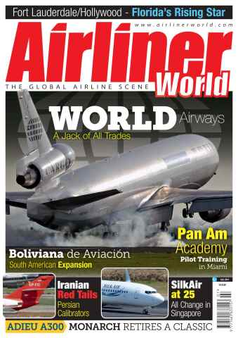 Airliner World issue July 2014