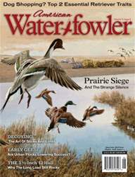 American Waterfowler issue Volume V, Issue II