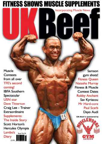 The Beef Magazine issue Issue 76