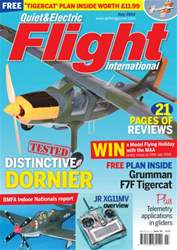 Quiet & Electric Flight Inter issue July 2014
