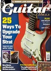 Guitar & Bass Magazine issue Jul-14