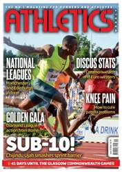 Athletics Weekly issue 12/06/2014