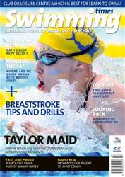 Swimming Times issue July 14