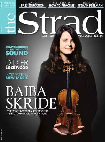 The Strad issue July 2014