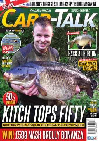 Carp-Talk issue 1025