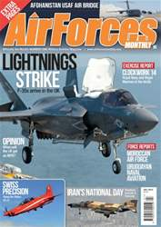 AirForces Monthly issue July 2014