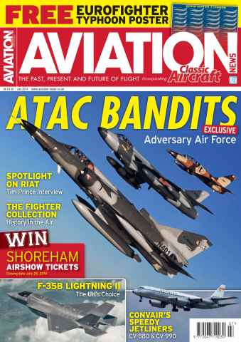 Aviation News issue July 2014