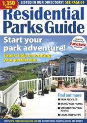Residential Parks Guide 2014 issue Residential Parks Guide 2014