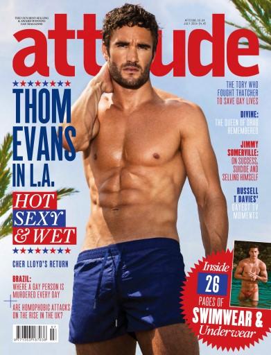 Attitude issue Issue 246