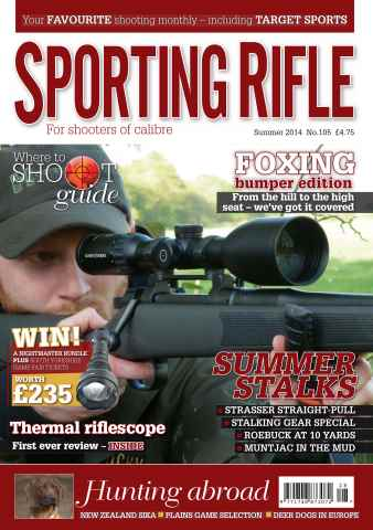 Sporting Rifle issue 105