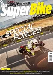 Superbike Magazine issue July 2014