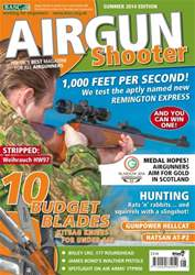Airgun Shooter issue Summer 2014