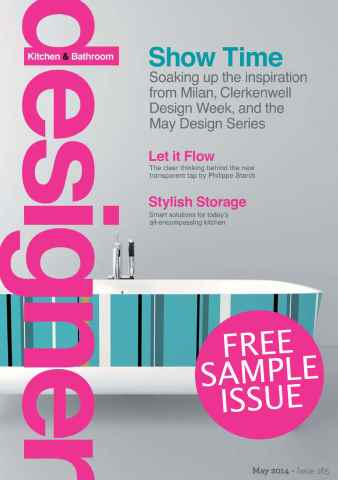 Designer Kitchen & Bathroom issue Sample Issue