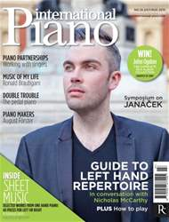International Piano issue July - Aug 2014