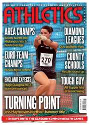 Athletics Weekly issue 19/06/2014