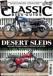 Classic Bike Guide issue July 2014