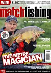 Match Fishing issue July - 2014