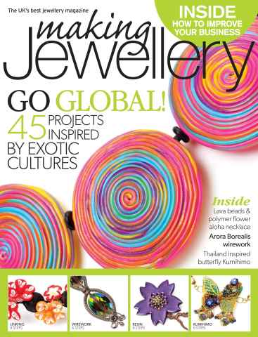 Making Jewellery issue Summer 2014