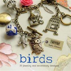 Making Jewellery issue Birds (Magpie)