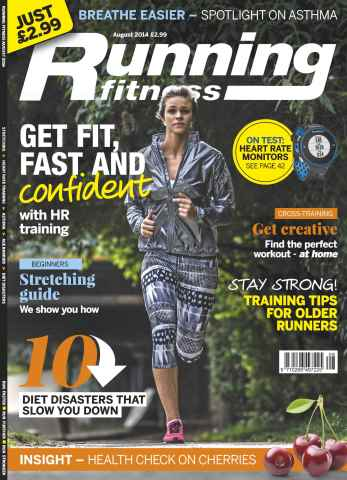 Running Fitness issue No.175 Get Fit, Fast & Confident