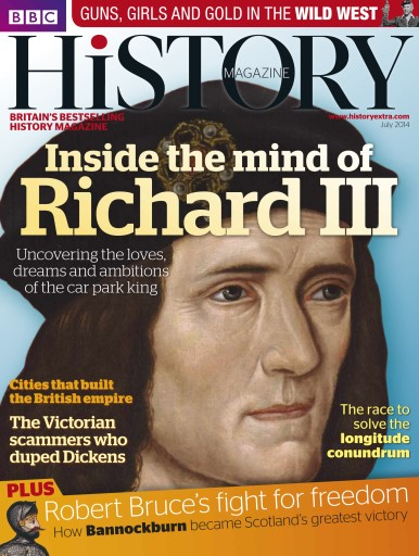 Bbc history magazine july 2014 subscriptions pocketmags for English home magazine customer service