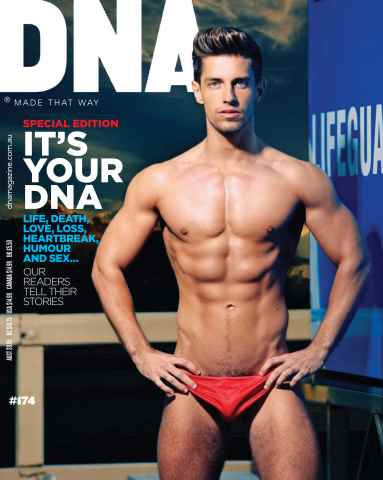 DNA Magazine issue #174 - Reader Made
