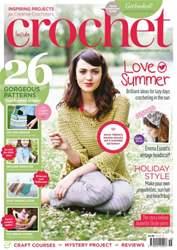 Inside Crochet issue Issue 55