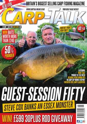 Carp-Talk issue 1026