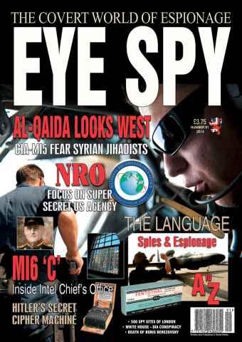 Eye Spy issue Issue 91