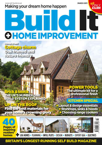 Build It issue Mar 2011