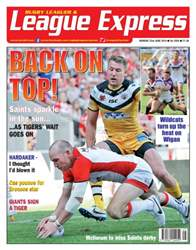 League Express issue 2920