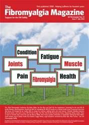 Fibromyalgia Magazine July Issue issue Fibromyalgia Magazine July Issue