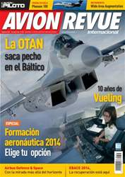 Avion Revue Internacional España issue Número 385
