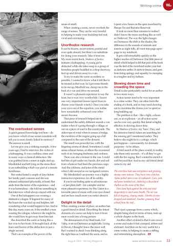Writing Magazine Preview 34