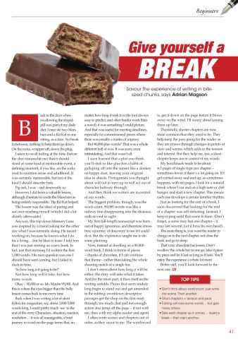 Writing Magazine Preview 42
