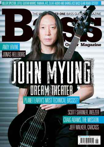Bass Guitar issue 106 July 2014