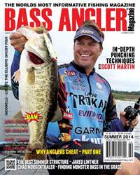 BASS ANGLER MAGAZINE issue Volume 23 Issue 2