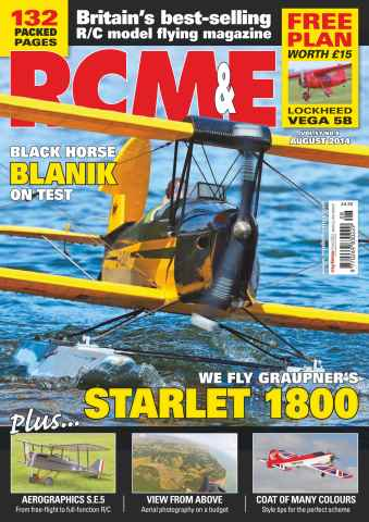 RCM&E issue August 2014