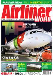 Airliner World issue August 2011