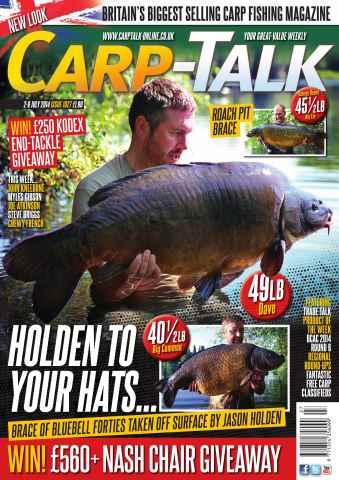 Carp-Talk issue 1027