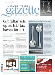Antiques Trade Gazette issue ATG Issue 2148