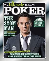 The Ultimate Guide To Poker issue The Ultimate Guide To Poker