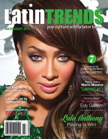 Latin Trends issue Issue 110
