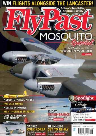 FlyPast issue August 2014