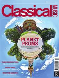 Classical Music issue July 2014