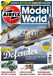Airfix Model World issue August 2014