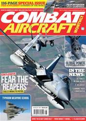 Combat Aircraft issue August 2014